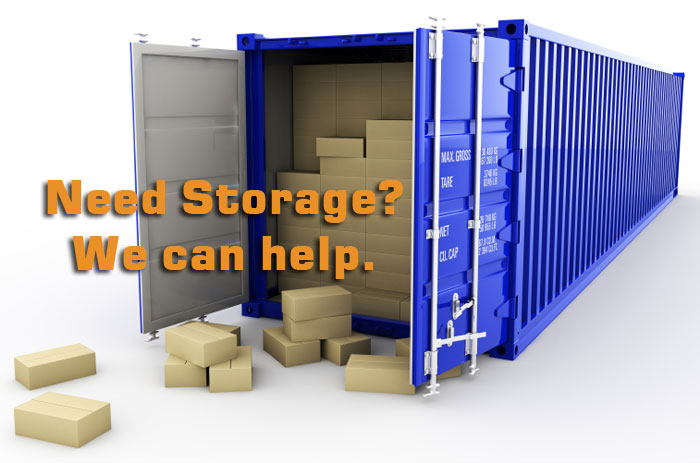 Storage Systems Ontario Canada Intermodal Shipping Containers